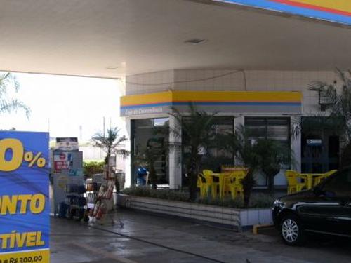 Imagem do negócio - Posto Bandeira Ipiranga