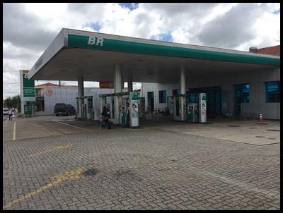 Imagem do negócio - Posto de Gasolina a venda em Cerquilho SP